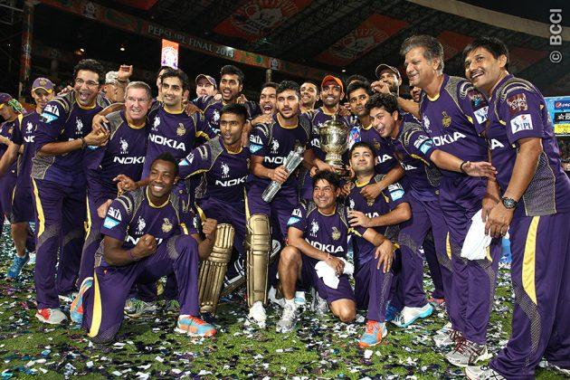 Pandey leads KKR home