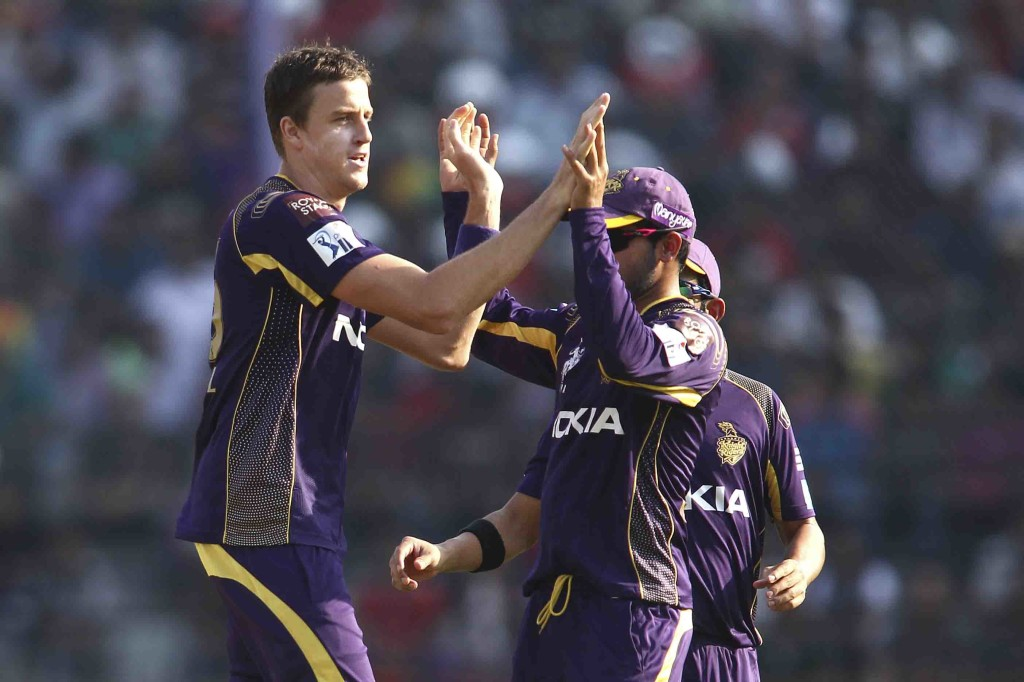 KKR brush Delhi aside