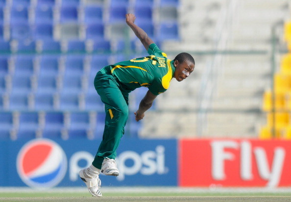 Rabada tops debutants list