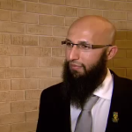 Amla 'humbled' by appointment