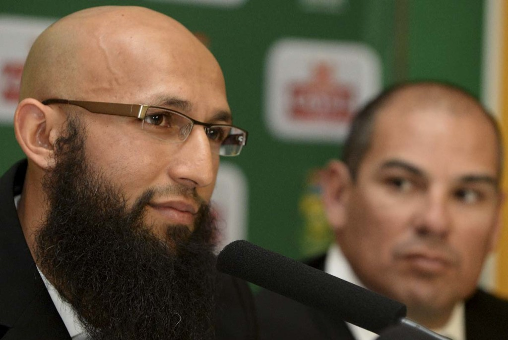 The Proteas don't need three captains