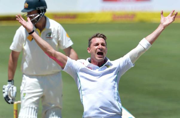 Steyn and De Villiers top in Tests