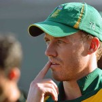 Proteas select to bat against Ireland