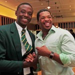 Ntini launches academy