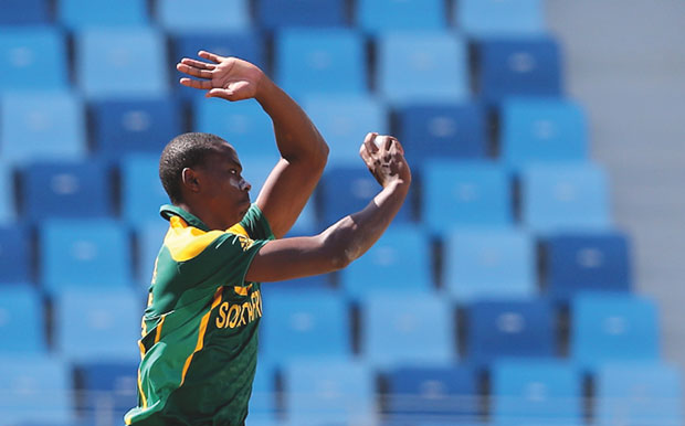 Rabada's reaction to Test selection