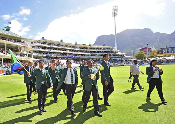 SA U19s get new captain