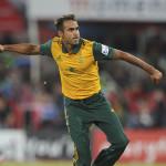 Tahir in doubt for 4th ODI