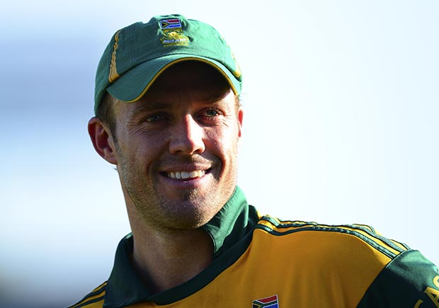 De Villiers: We've come to win