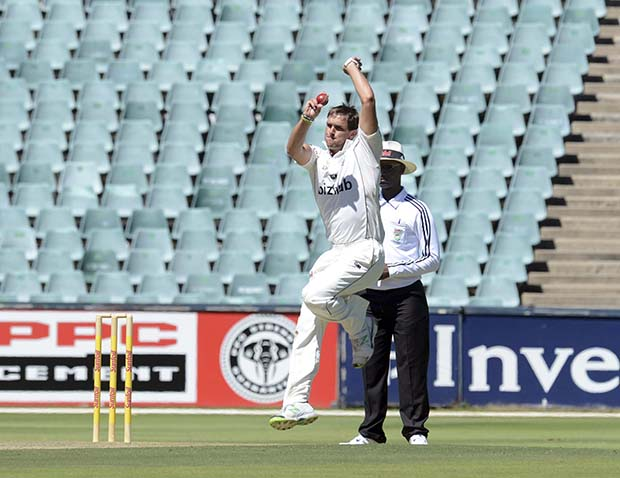 Player stats: Sunfoil Series