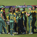 SA women face Irish test