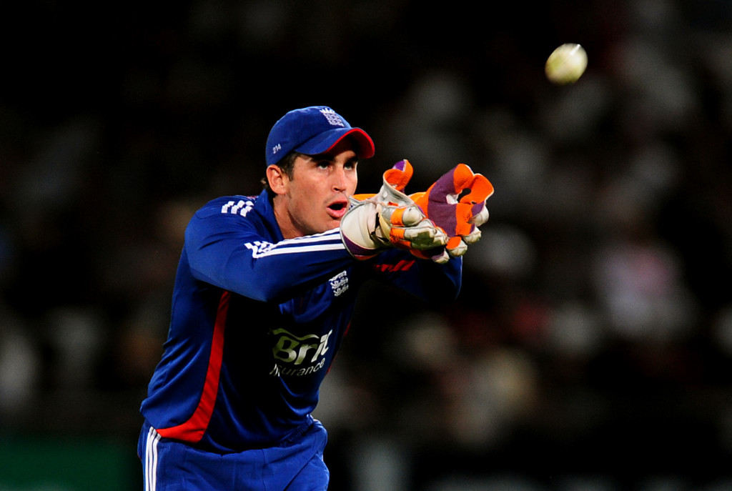 Kieswetter glad to be a Warrior