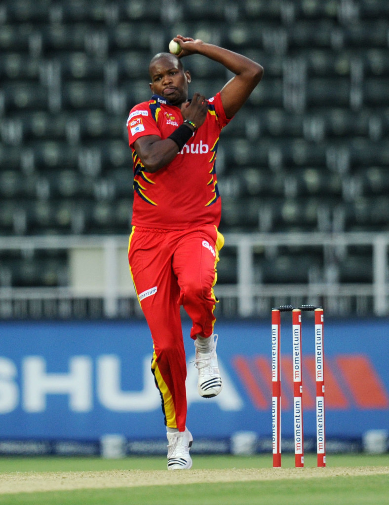 Lions bowlers defend 291