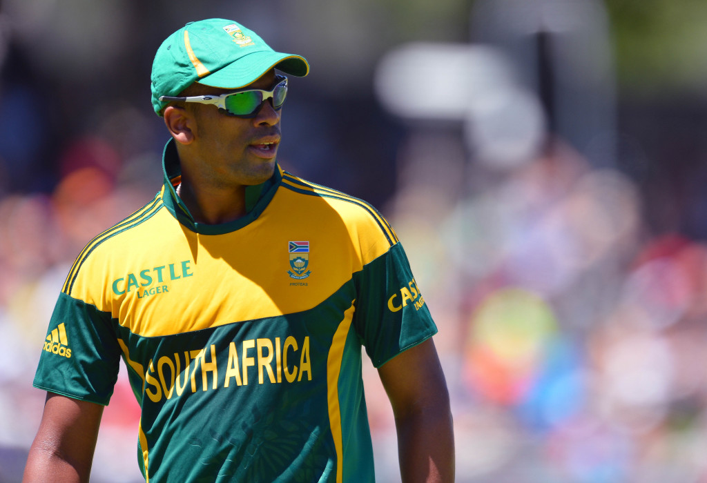 Vernon joins Steyn on sicklist