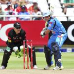 Van Wyk secures victory