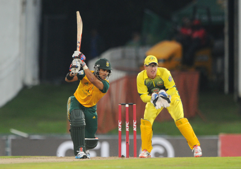 Proteas to reshuffle order