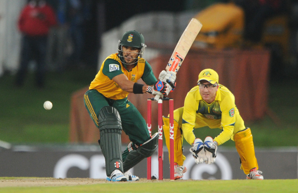 Australia level T20 series