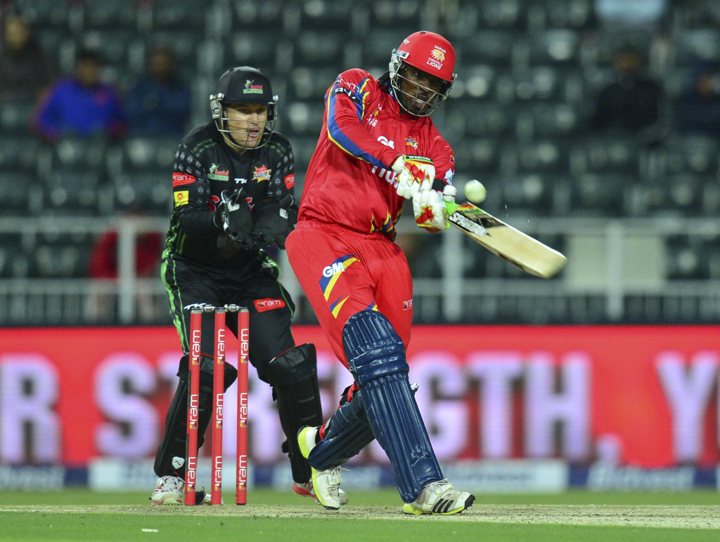 No SA Tests for Gayle