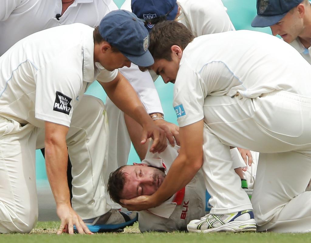 Aussie batsman critical