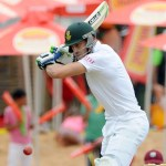 Rain halts SA's momentum