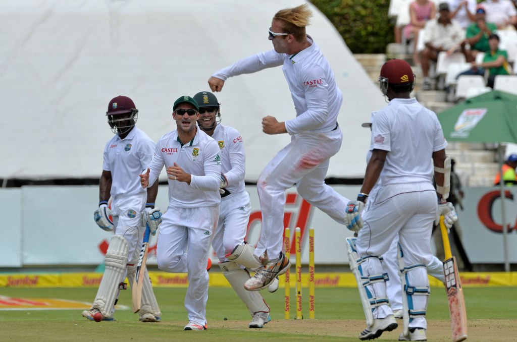 Ramdin leads Windies fightback
