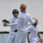Harmer sparks Windies collapse
