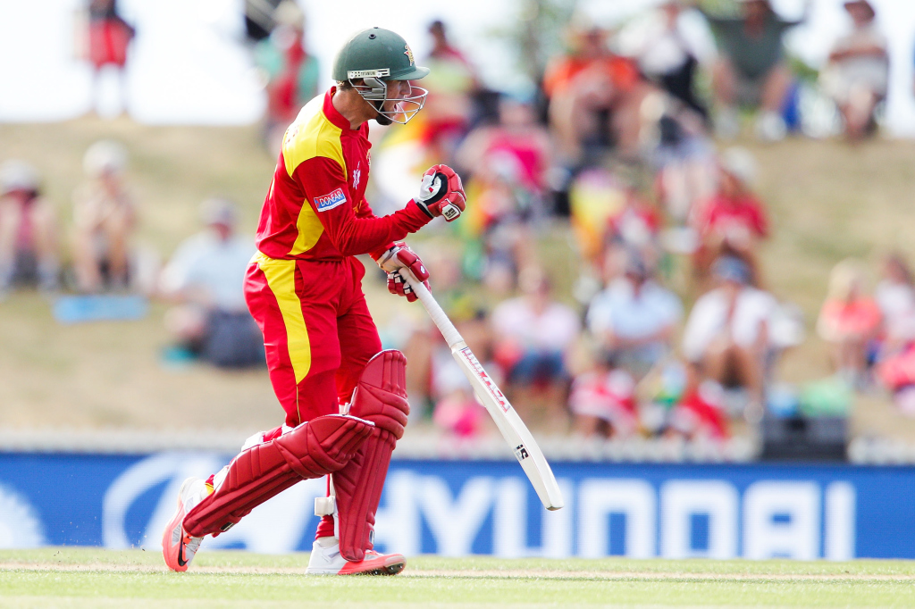 Williams steers Zim to victory