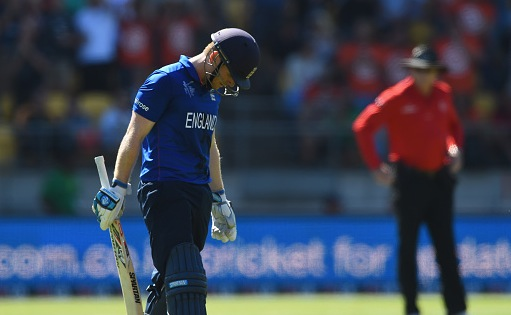 England out: Twitter reaction
