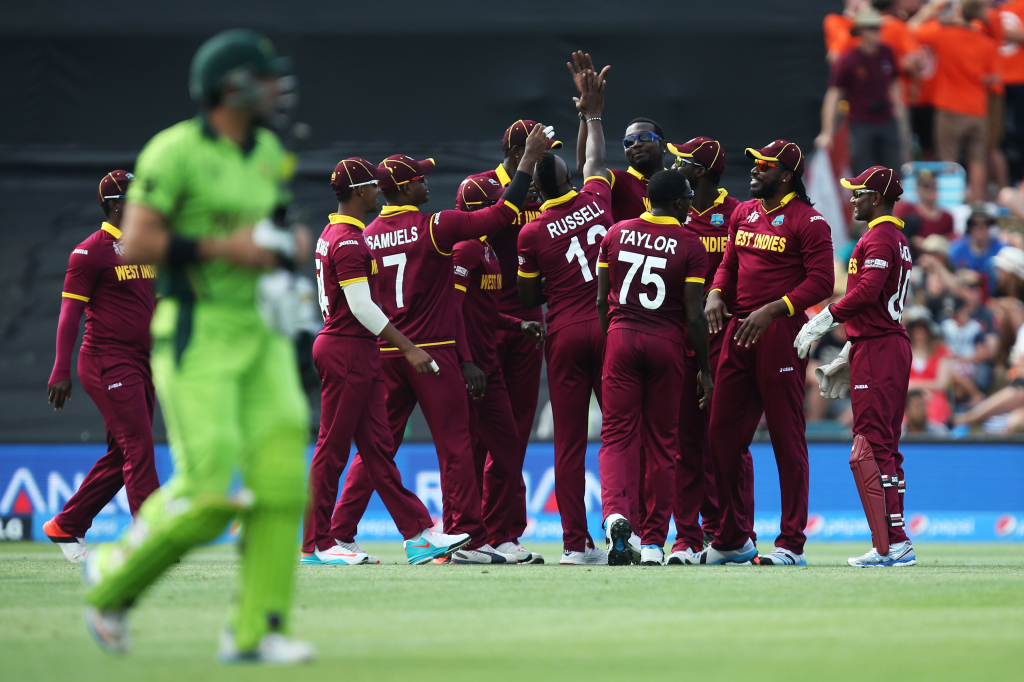 West Indies blow Pakistan away