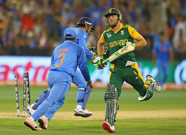 India strangle SA