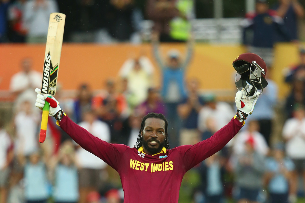Gayle available for Windies' WC qualifiers