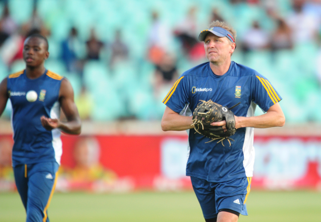 Donald warns: Manage Rabada carefully