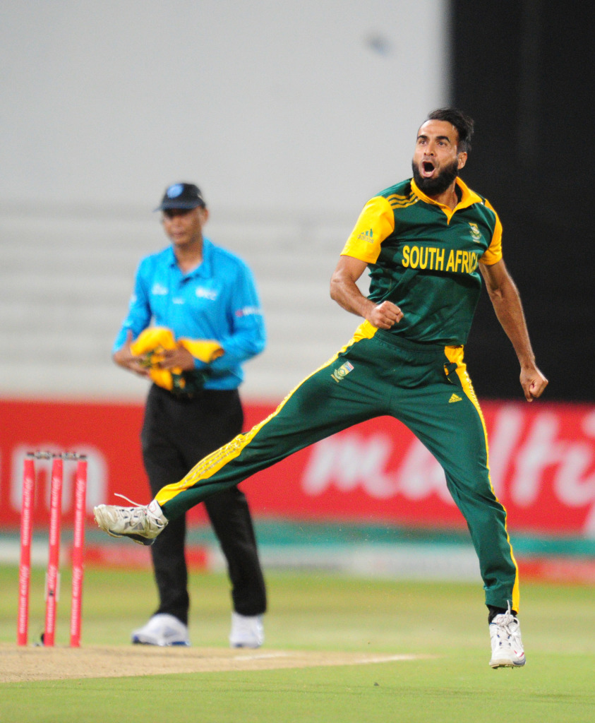 Tahir best of a bad bunch