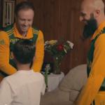 Proteas surprise young fan