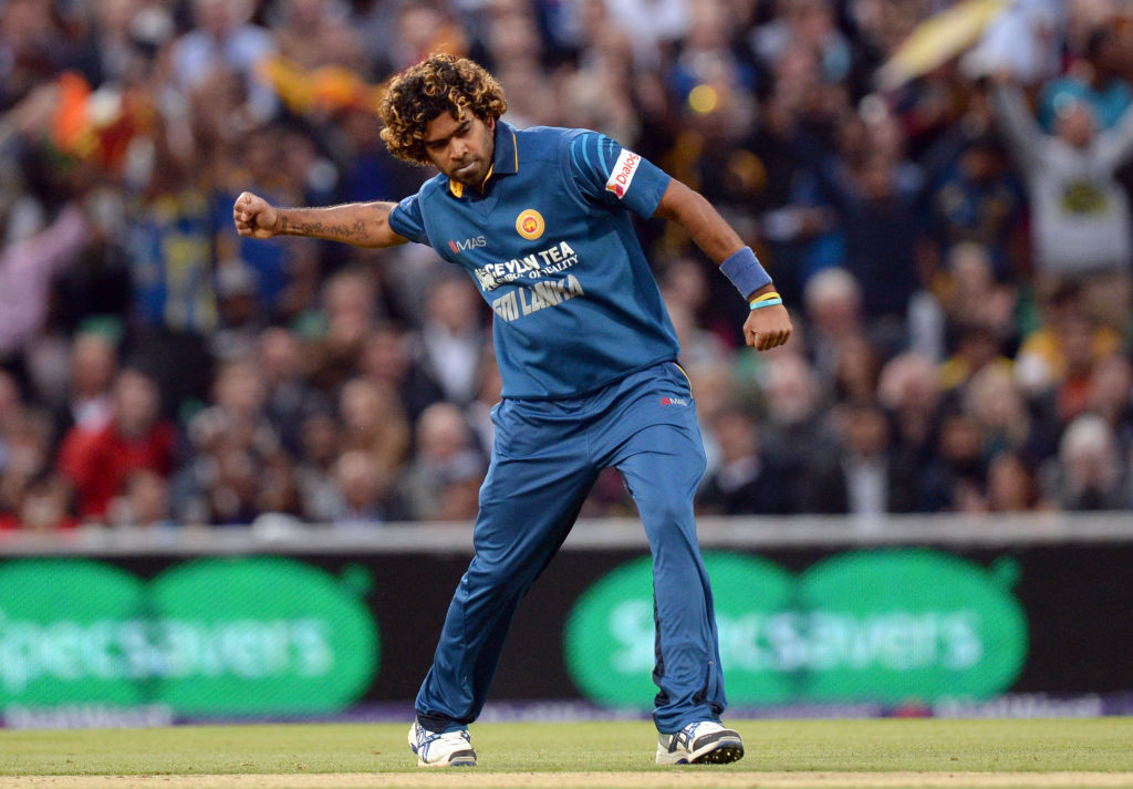 Malinga's World T20 over