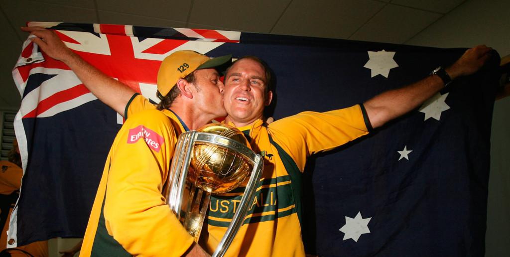 Australia: 5 titles in 7 WC finals