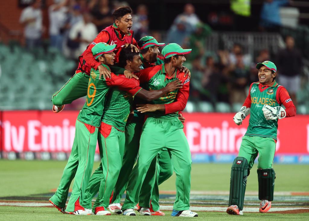 Rohit rocks Bangladesh hopes
