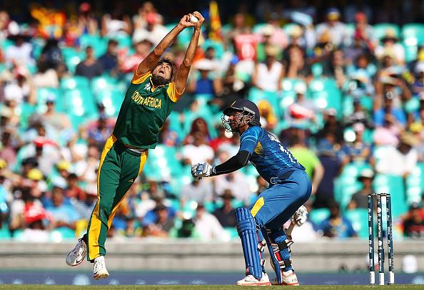Tahir puts Sri Lanka in a spin