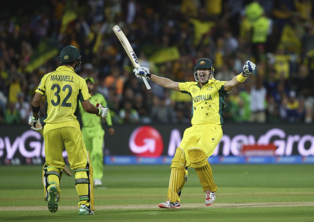 Australia book India semi-final