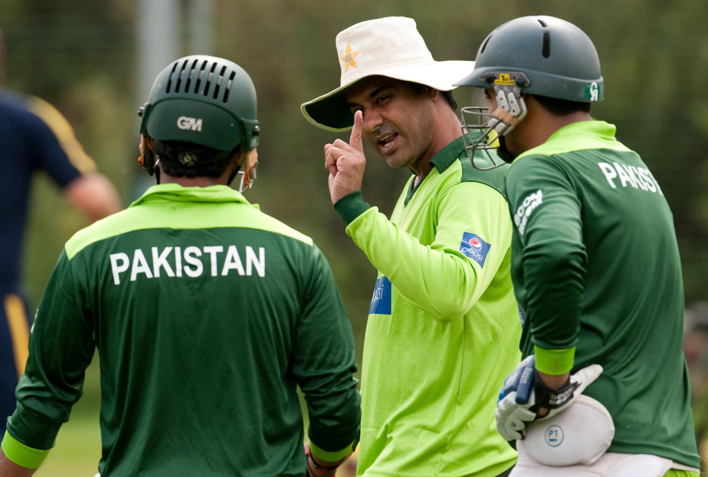 Waqar wants to prove a point