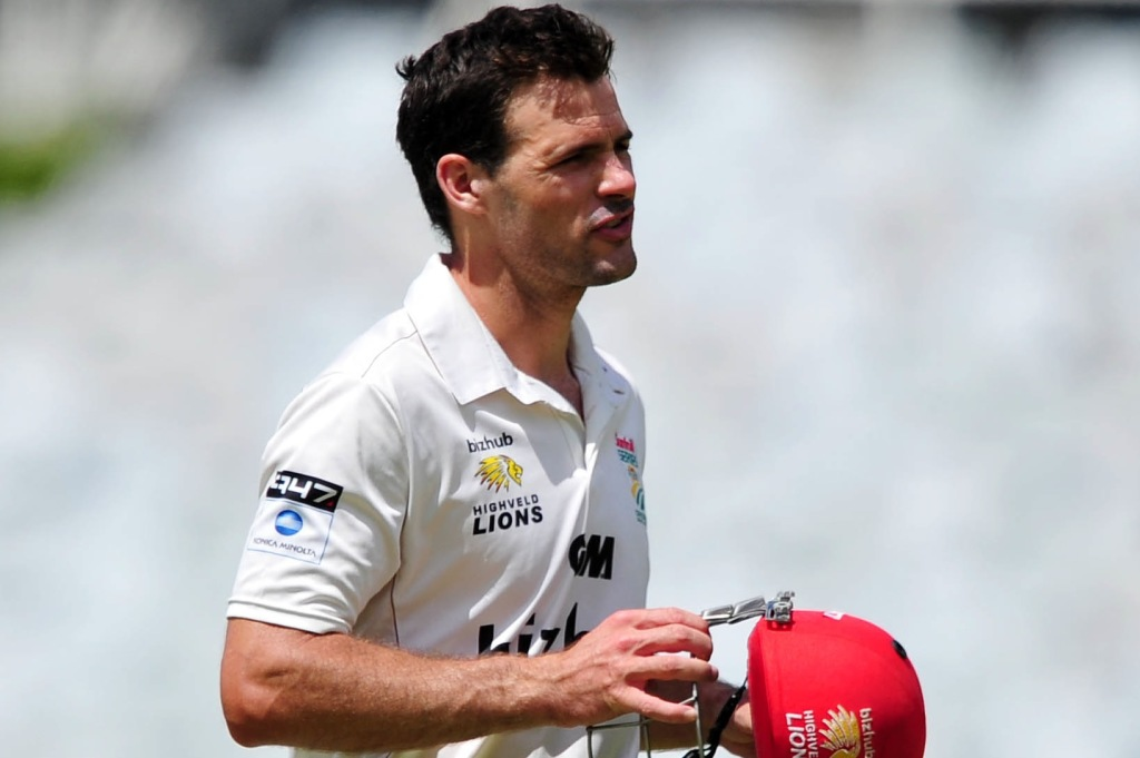 Cook steps down as Lions skipper