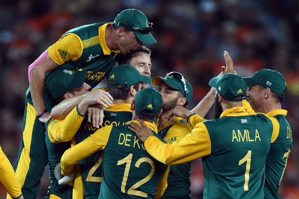 SA v NZ: The numbers game