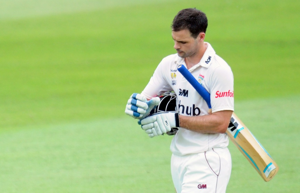 Cook's ton puts Lions on the brink