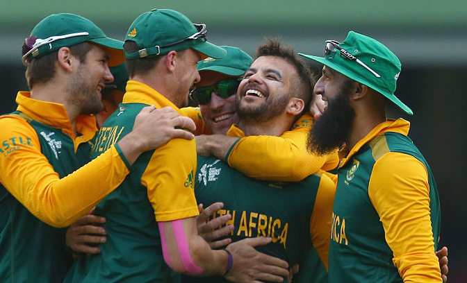 Duminy relishes WC hat-trick