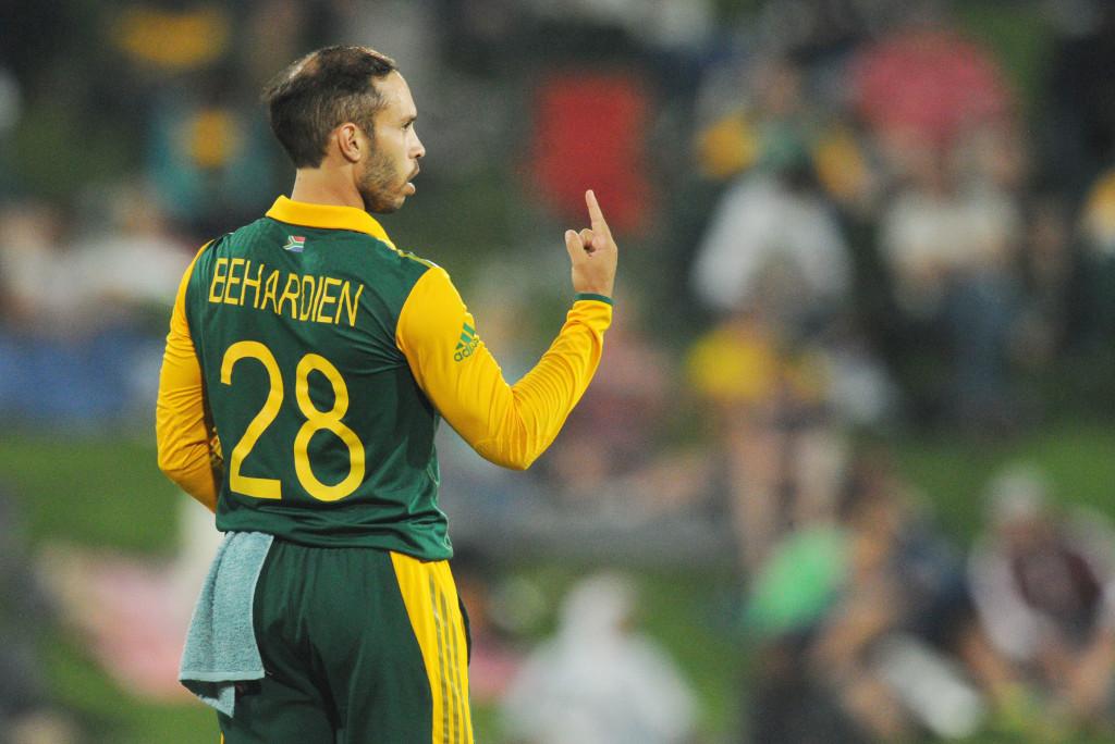 Behardien targets Test call-up