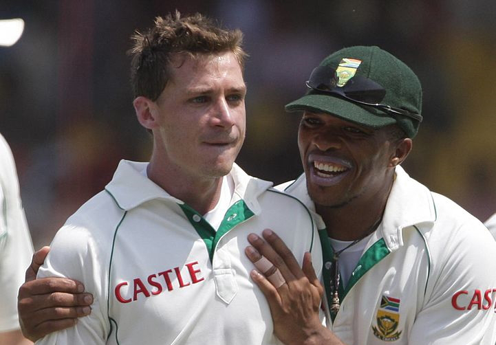 Steyn takes centre stage