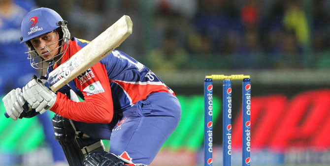 De Kock shrugs off disappointment