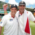 Strauss rushes to wife's aid