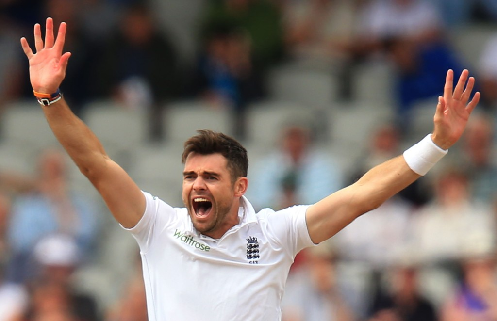 Anderson leads England fightback