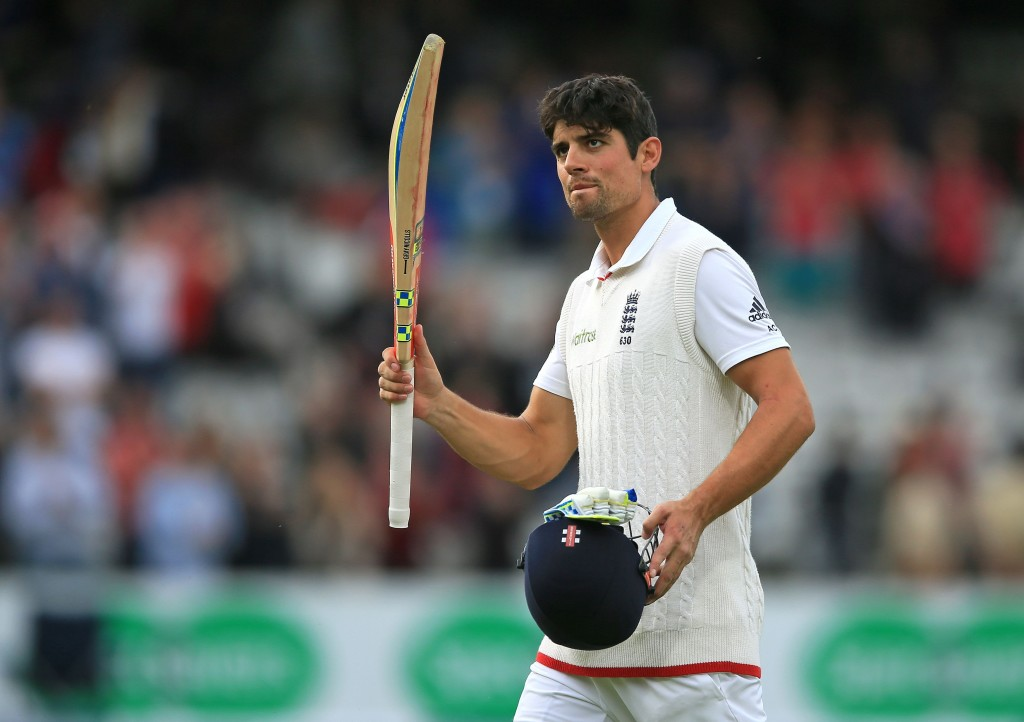 Cook shows why Test cricket is king