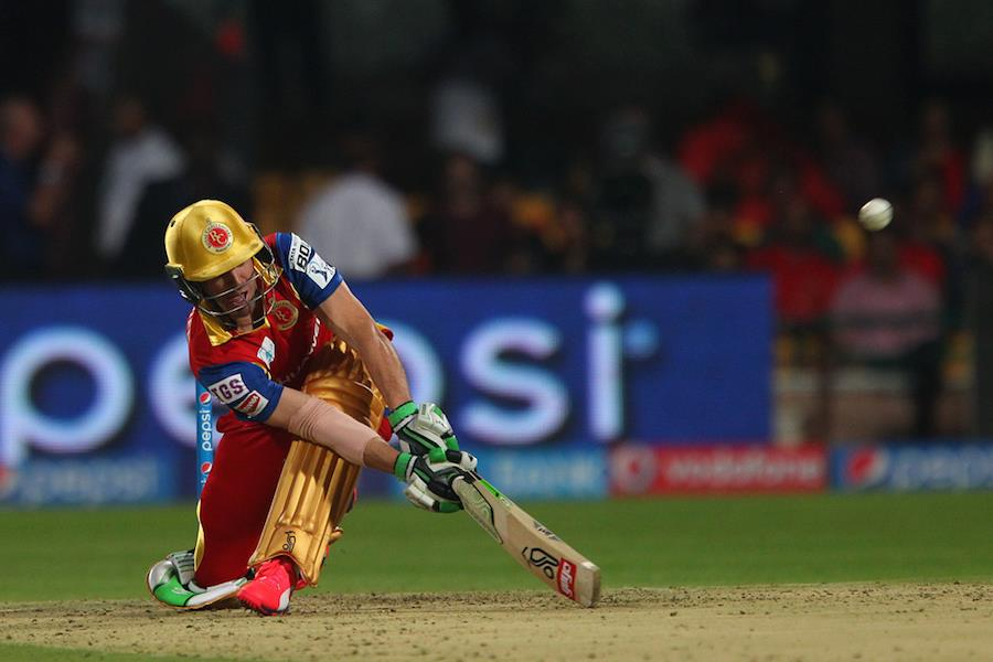 Faf removes AB as Chennai beat RCB